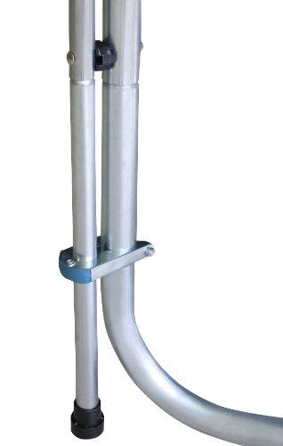 Imagen 4 de SixBros. Sport - XXL 4,00m diám. Professional Trampolín de jardín - T400 13FT   escalera   red de seguridad   lluvia cobertura   Modelo 2013
