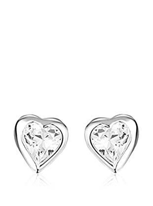 Jo for Girls Pendientes plata de ley 925 milésimas