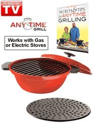 Gas Stove Top Grill front-73357