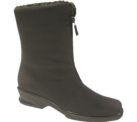 "Toe Warmers Women'S Michelle 7-1/2"" Boot 12 3A Us Black"