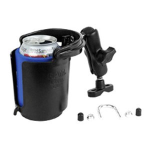 The Amazing Quality RAM Mount Drink Cup Holder w/U-Bolt Base