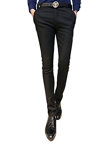 mens-pants-leisure-skinny-england-elastic-wave-youth-suit-trousers