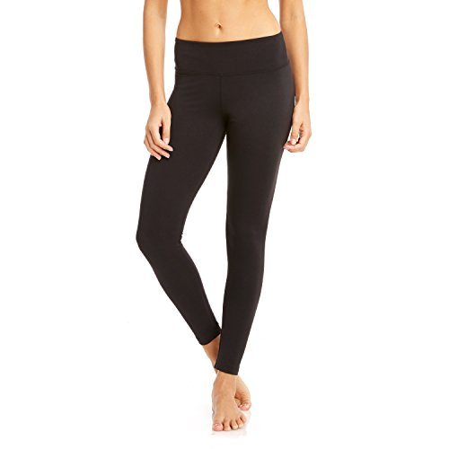Balance Flat Waist Sanded Dry-Wik Shorts Small Black