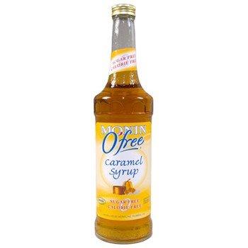 Monin Sugar Free Caramel Syrup, 750 ml
