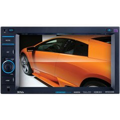 See Boss Audio BV9348B 6.2IN TOUCH MECHLESS DOUBLE DIN with USB/SD/AUX INPUT Details