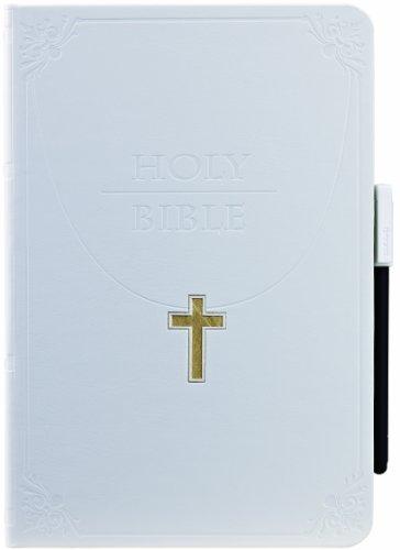 OZAKI O!coat Wisdom Bible for iPad mini White