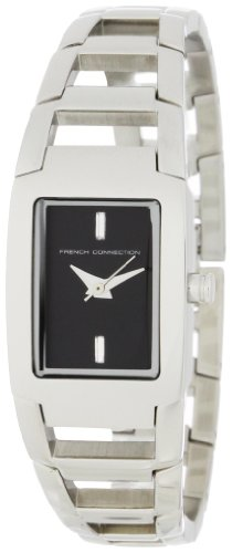 French Connection Ladies Watch FC1036B with Black Dial