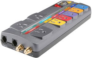Cheap Surge Protector: Monster Cable MP HTS 700 Home Theater