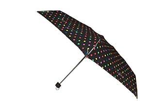 Raines Umbrella Micro Mini (Color/pattern May Vary) (M) Medium Coverage