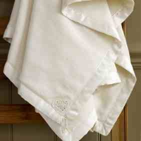natures purest pure love padded heart blanket