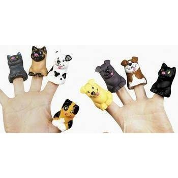Two-Dozen-Cat-and-Dog-Finger-Puppets