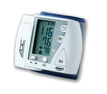 Cheap American Diagnostic Corp Advantage 6016 Digital Wrist Bp Monitor – 6016 (B0015TKE7Y)