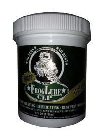 Froglube CLP 4 Oz. Tub of Paste Gun Cleaner Lubricant Protectant