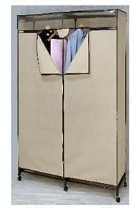 Amazon.com - Breathable Portable Storage Wardrobe Closet ...