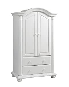 Sale Baby Cache Heritage Armoire White Baby More Andrea New