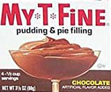 My-T-Fine Pudding Mix Chocolate - 24 Unit Pack