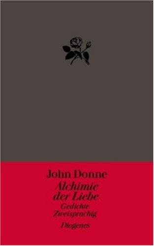 Buch Alchimie Der Liebe Gedichte Zweisprachig John Donne