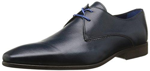 AzzaroJurico - Scarpe stringate Uomo , blu (blu (navy)), 41 EU