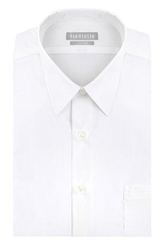 van-heusen-mens-poplin-fitted-solid-point-collar-dress-shirt-white-16-neck-34-35-sleeve