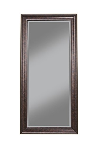Sandberg Furniture 14211 Full Length Leaner Mirror, Oil Rubbed Bronze