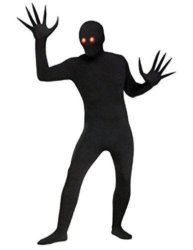 Fade Eye Skin Suit Adult Costume