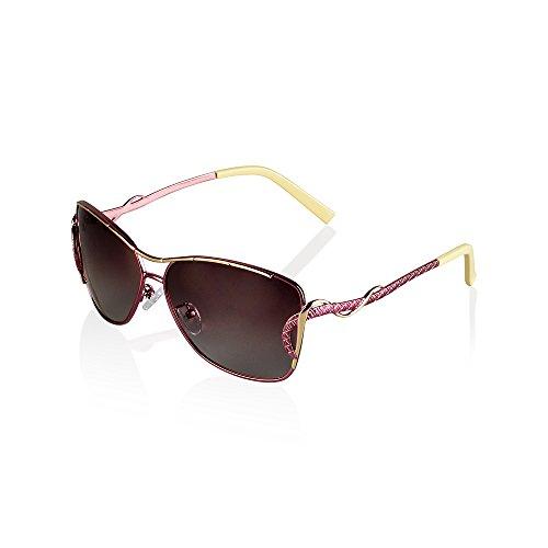 uv protection and polarized sunglasses  Lnabni Designer Women\u0027s Fashion Polarized Sunglasses 100% UV ...