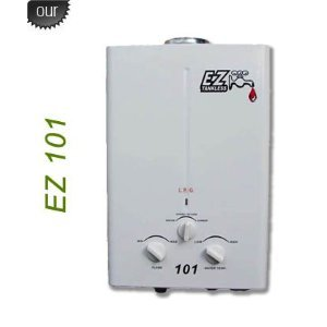 1 Ez 101 Tankless Water Heater Propane Lpg Portable