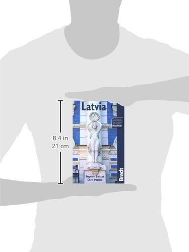 Latvia (Bradt Travel Guides)