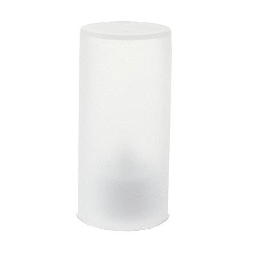Amaranteen - 20Pc Romantic Flameless Blow Shake Sound Sensor Led Candle Light Semitransparent Cup Tea Light
