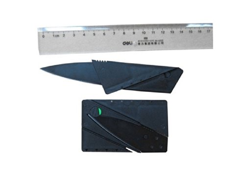 Credit Card Utility Knife