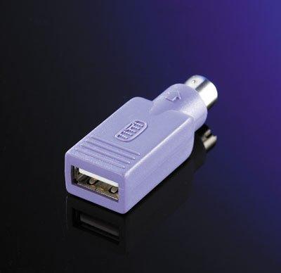 Roline Value Ps2 - Usb Adapter, Keyboard