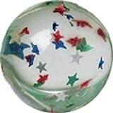 Glitter Star Bouncy Balls