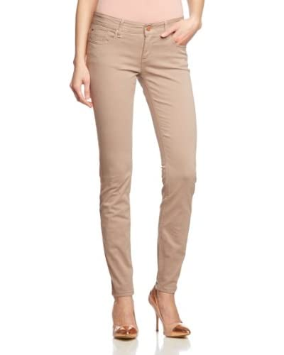 BOSS Orange Damen Jeans 50249258/Lunja1_Zip Skinny Slim Fit (Röhre) Normaler Bund