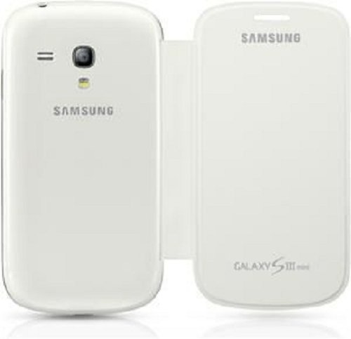 Shopping!: Samsung EFC-1M7FWEGSTD - Funda para Samsung I8190/S3 Mini, color blanco