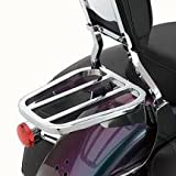 H-D Tapered Luggage Rack - Chrome 53718-04