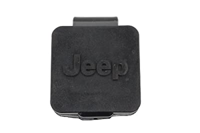 Genuine Jeep Accessories 82208453AB Hitch Receiver Plug