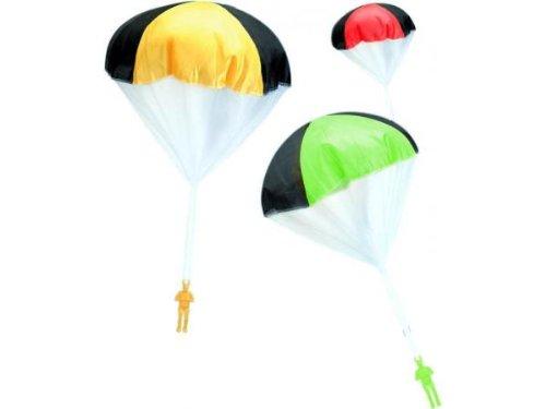 Fallschirmspringer von Vilac Frankreich - farblich sortiert - Preis pro Stück