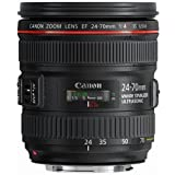 Canon EF 24-70mm f/4.0L IS USM Standard Zoom Lens