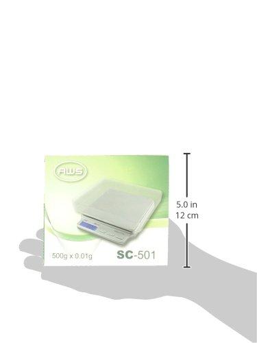 AMW 500 X 0,01 G BALANCE NUMERIQUE PORTABLE