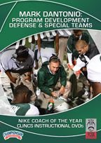 Mark Dantonio: Program Development, Defense & Special Teams (DVD) by Championship Productions
