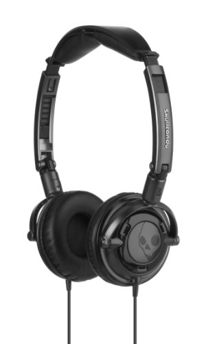 Skullcandy Lowrider Headphones (Black)