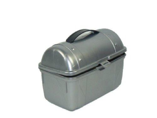 Romanoff Pirate Lunch Case, Silver