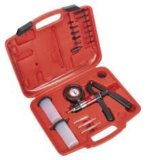 Tool Hub Vacuum & Pressure Test / Brake Bleed Set
