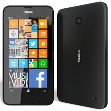 Nokia Lumia 630 Black Factory Unlocked