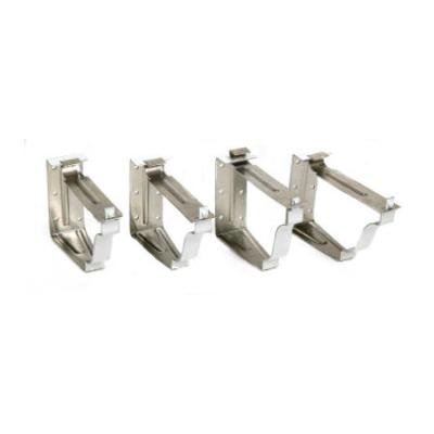 Amerimax Home Products 25024 Aluminum Snap-Lok Gutter Bracket
