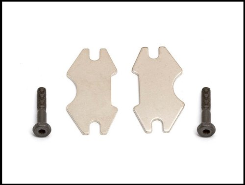 Team Associated 89122 RC8 Brake Pads