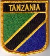 Parche Bordado Bandera Tanzania - 7 x 6 cm   más información y revisión