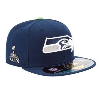 Seattle Seahawks NFC Conference Champions Cappy 59FIFTY, 7 1/4 (Nfc Champions Seattle Seahawks compare prices)