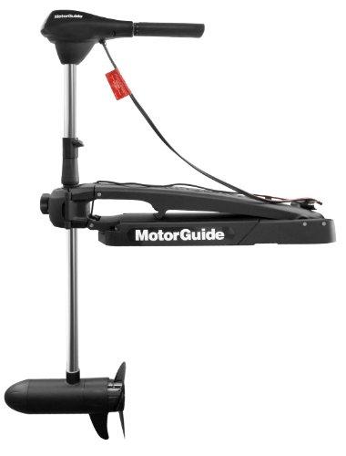 Motorguide x3 12 volt freshwater hand bow flex mount for Motorguide hyperdrive trolling motor
