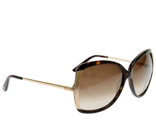 Juicy Couture Sunglasses Flawless / Frame: Tortoise Lens: Brown Gradient